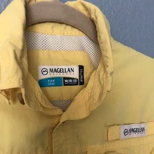 Magellan Fishing Gear long sleeve shirt 10/12